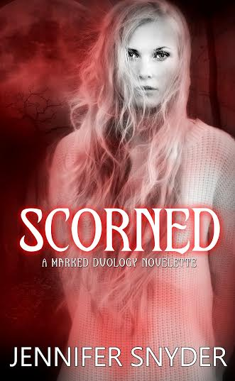 Cover Reveal: SCORNED (A Marked Duology Novelette)…